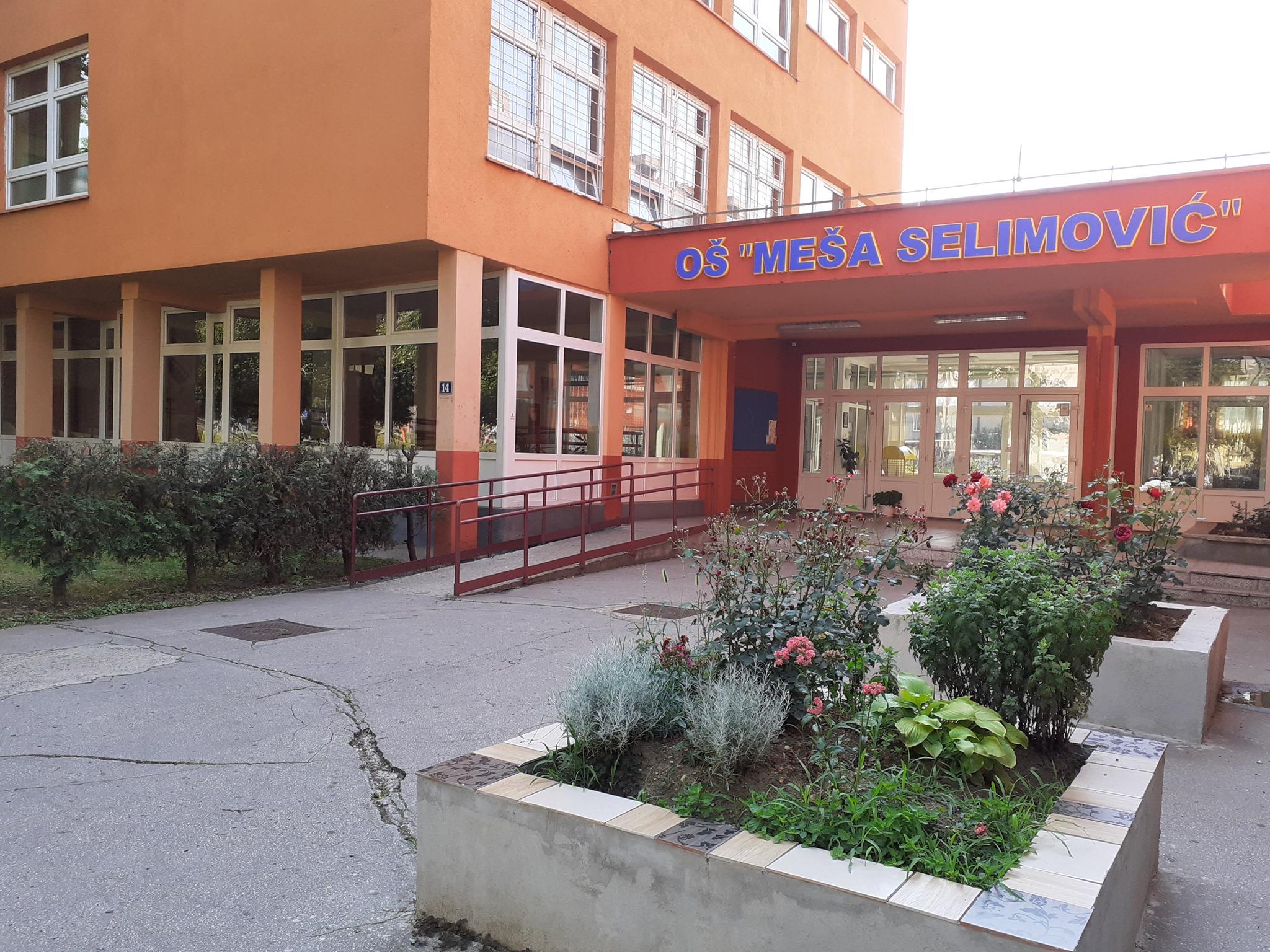 Osnovna Škola Meša Selimović u Zenici